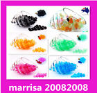 100g Crystal Soil Water Beads Jelly Ball For Vase Home Wedding Party Decoration