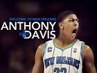 Anthony Davis New Orleans Hornets Pelicans HUGE GIANT PRINT POSTER