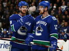 Henrik Daniel Sedin Brothers Vancouver Canucks Sport HUGE GIANT PRINT POSTER $17.95 USD on eBay