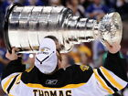 Tim Thomas Boston Bruins Hockey Sport HUGE GIANT PRINT POSTER $12.71 USD on eBay
