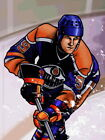 Wayne Gretzky Edmonton Oilers Painting Hockey HUGE GIANT PRINT POSTER $8.95 USD on eBay