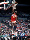 Dominique Wilkins Dunk Atlanta Hawks Retro Basketball HUGE GIANT PRINT POSTER on eBay