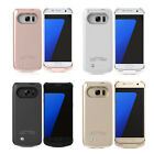 4200mAh External Battery Charger Case Cover Power Bank for Samsung Galaxy S7 New