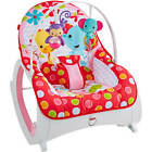 Fisher Price Infant-To-Toddler Rocker Toys Tray Seat Chair Baby Shower Gift NEW