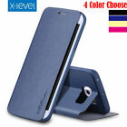 Original X-Level Leather Slim Flip Case Stand Cover Samsung Galaxy S8 /S8+ Plus