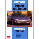 Road & Track Jaguar XJ-S XK8 XKR 1975-2003 Book Road Tests Performance Data