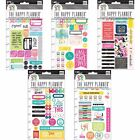 Create 365 The Happy Planner - PLANNER STICKERS - 5 Sheets - CHOOSE ONE!