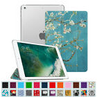 For New iPad 9.7 Inch 2017 Case Smart Shell Cover with Translucent Frosted Back