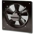 Wall mounted axial flow fan EQ / T range 400 Volt airflow 500 to 11200 m³/h IP54