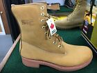 ORIGINAL RED SOLE CANADIAN BOOT LEATHER LINED (IDENTICAL TO DUNHAM 7701)