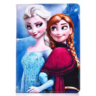 Frozen Elsa Anna Olaf Group Soft Case Back Cover For iPad mini2/3/4/Air/Pro