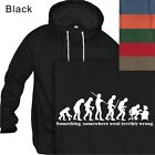 MEN'S PULLOVER HOODIE TERRIBLY WRONG #160 - S to 4XL PLUS
