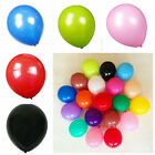 100pcs 5 Inch Circle Balloon Thickened Standard Color round