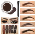 Eye Brow Tint Makeup Tool Kit High Brow Pigment Henna Eyebrow Gel With Brow Brus