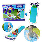 4.8M KIDS FUN INFLATABLE OUTDOOR GARDEN WATER SLIDE SPRINKLERS SPLASH PLAY MAT