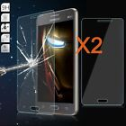 2Pcs 9H+ Tempered Glass Screen Protector Guard For Samsung Galaxy Smart Phones
