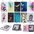 New Slim PU Leather Folio Case Stand Cover Wallet For Amazon Kindle voyage