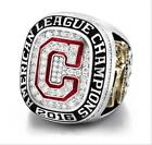 You Name 2016 Cleveland Indians American League Championship Ring Solid Fan Gift