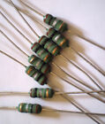 2.5 Watt wirewound resistors  choose from differerent values  5% pack of 12  Z24