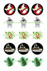 "GHOSTBUSTERS 2"" CUPCAKE TOPPERS $3.45-$6.50*****FREE SHIPPIN"