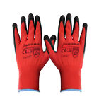Panana 24 Pairs of Nitrile Coated Work Gloves Construction Gardening S/M/L/XL