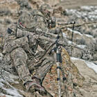 Mens Breathable Camouflage Hunting Clothing Ghillie Suit Hooded Jacket&Pant Sets
