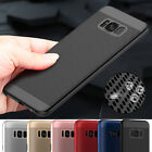 Luxury Shockproof Hard Plastic Thin Hybrid Case Cover for Samsung Galaxy S8 Plus