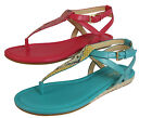 Cole Haan Womens Grove Sandal Pink Or Blue Casual  Wedge Espadrille Sandals