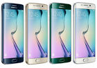 Samsung Galaxy S6 Edge 128GB SM-G925T Unlocked GSM T-Mobile Android Smartphone