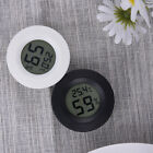 Round LCD Digital Thermometer Hygrometer Outdoor Indoor Thermometer Hygrometer