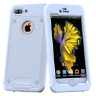 Real Waterproof 360° Protection Slim Shell Case For iPhone 7 Plus 5s 6