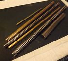 """SILVER STEEL BAR IMPERIAL SIZES 4"""" 12"""" AND 36"""" LENGTHS"""