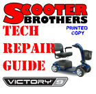 ULTIMATE SERVICE GUIDE For Pride VICTORY 9 Scooter Technical Repair Manual