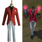League of Legends LOL Lucian Purifier Heartseeker Skin Cosplay Kostüm Costume