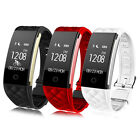 NEW S2 Smart Band Wristband Bracelet Heart Rate BT 4.0 BLE Waterproof Smartband