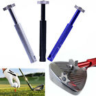 Groove Wedge & Iron Golf Club Regrooving Tool Sharpener & Cleaner with Case