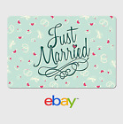 Kyпить eBay Digital Gift Card - Wedding Hearts Email delivery на еВаy.соm