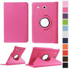 360 Rotating Swivel Leather Case Cover For Samsung Galaxy Tab E 9.6 /8.0 Tablet