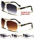 Quality Khan Aviator Design Mens Womens Metal Sunglasses 100%UV400 kn21000