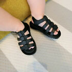 New Kids sandals Gladiator Rome Italy Style shoes PVC soft out sole