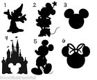 Disney Decal Mickey Mouse Decal Sticker All Decals Buy 2 Get 1 Free