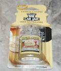 Yankee Candle Ultimate Car Jar Air Freshener -Choose Scent