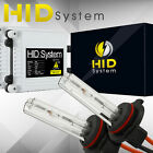 HIDSystem XENON Slim HID Kit Conversion H4/H7/H11/H13/9004/9005/9006/9007/5202