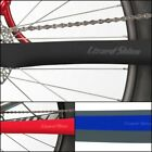 Quality Bicycle Lizard Skins Neoprene Chainstay Guard Frame Protector  Red Black