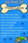 Dog Food Law - It's Mine!' Dog Breed Laminated Sign (A-J) Novelty Gift Present