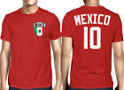 Mexico Jersey- Soccer Futbol Sports Crest Country Pride Mens T-Shirt