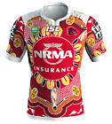 Brisbane Broncos 2017 NRL Indigenous Jersey Adults & Kids All Sizes INSTOCK !!!