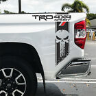 Toyota TRD Tundra Punisher sport 4x4 Racing Tacoma Decals Vinyl Sticker Decal
