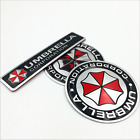 Metal Plating 3D Resident Evil Umbrella Corporation Car Sticker Badge Emblem
