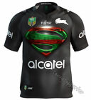 South Sydney Rabbitohs 2017 NRL Superman Jersey - Adults, Ladies & Kids BNWT